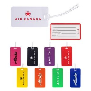 Slip In Pocket Luggage Tags